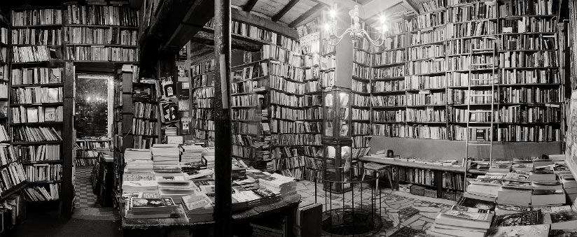 La librairie Shakespeare and Company à Paris